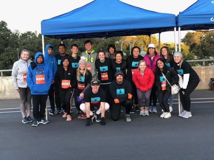 Dell Childrens Group Running
